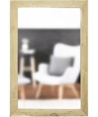 Hübsch Zrcadlo s dubovým rámem 60x90