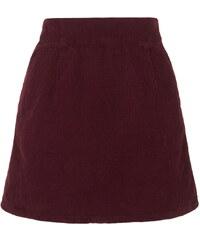 Topshop MOTO Cord A-line Skirt