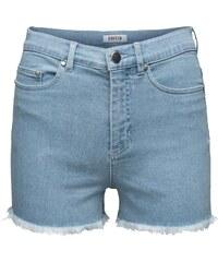 EDITED The Label High Waist Denim Shorts Casey