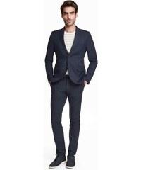 H&M Společenské kalhoty Slim Fit