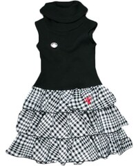 MMDadak Dívčí šaty bez rukávů