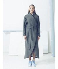 Bakošová Josefina - Dlouhý vlněný kabát