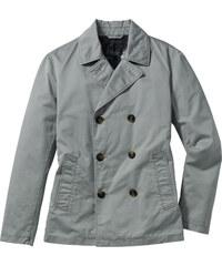 bpc bonprix collection Caban Regular Fit gris manches longues homme - bonprix