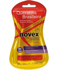 NOVEX Brazilian Keratin Deep Treatment Conditioner 30g - kúra s brazilským keratinem