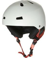 Bern MACON Helm satin light grey/black premium