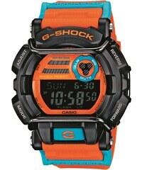 Casio G-Shock GD 400DN-4ER černé / oranžové / tyrkysové