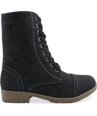 NORN Vysoké kotníkové boty B7871B