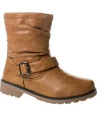 BAOLIKANG Zimní kotníkové boty E372-4C