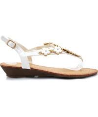 Letní sandálky 668-35WH