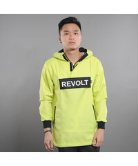 Majors Revolt Pull On Jacket neon žlutá