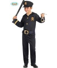 Fiestas Guirca Kostým policista dětský - 10 - 12 roků
