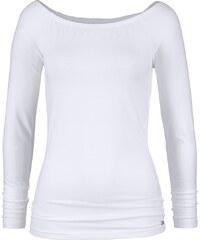 LAURA SCOTT Shirt mit Carmen Ausschnitt