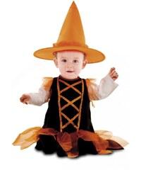 Dětský kostým Čarodějnice Pro věk (měsíců) 0-6