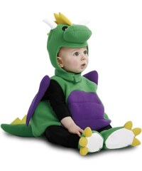 Dětský kostým Dinosaurus Pro věk (měsíců) 7-12