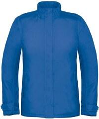 Zimní bunda Real - Královská modrá XS