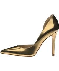 Evita Pumps gold