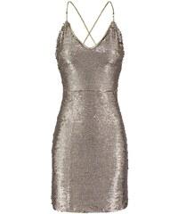 Topshop Cocktailkleid / festliches Kleid bronze