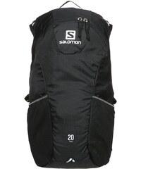 Salomon TRAIL 20 Tagesrucksack black/iron/white