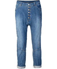 RAINBOW Harems Jeans in blau für Damen von bonprix