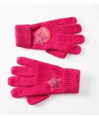 Dívčí rukavice Desigual Nispero rose