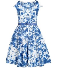 LindyBop dětské šaty Mini Belina, modré