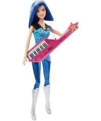 MATTEL Barbie RR Rockerka modré vlasy