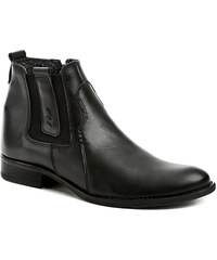 Koma 1091 černé pánské zimní boty - POŠTOVNÉ ZDARMA - POŠTOVNÉ ZDARMA