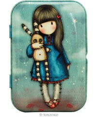 Santoro London - Čistící utěrka z mikrovlákna - Gorjuss - Hush Little Bunny