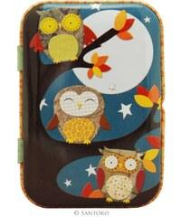Santoro London - Čistící utěrka z mikrovlákna - Night Owls