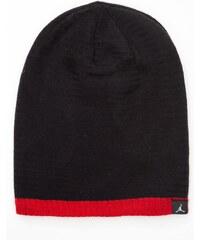 Jordan Beanie Reversible Black Gym Red