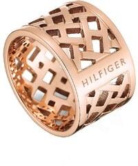 Tommy Hilfiger Ring, »Classic Signature, 2700744B-E«