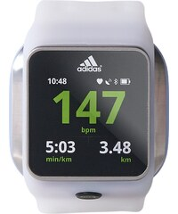 Adidas Performance Pulsuhr Smartwatch, weiß, »miCoach Smart Run«