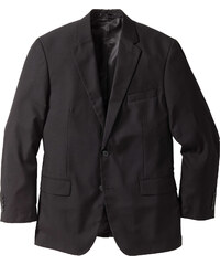 bpc selection Veste de costume Regular Fit, N. noir manches longues homme - bonprix