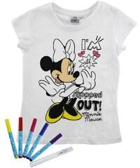 ReDraw Dívčí kreativní tričko Minnie