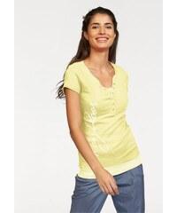 Damen 2-in-1-Shirt KangaROOS gelb 32/34 (XS),36/38 (S),40/42 (M),44/46 (L),48/50 (XL),52/54 (XXL)