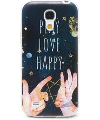 Epico Play, Love, Happy Obal na Samsung Galaxy S4 mini
