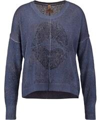 True Religion Strickpullover blue