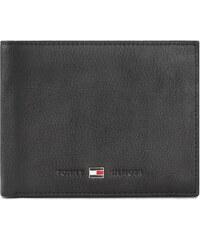 Velká pánská peněženka TOMMY HILFIGER - Johnson Trifold AM0AM00665 Czarny 002