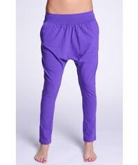 Lazzzy ® COMFY pants purple / torquoise S