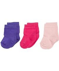 Melton Baby - Mädchen Socken 600066, 3er Pack