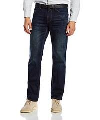 TOM TAILOR Herren Straight Leg Jeanshose Jeans Marvin DESTROY/510