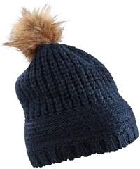 Dámská zimní čepice - Námořní modrá univerzal