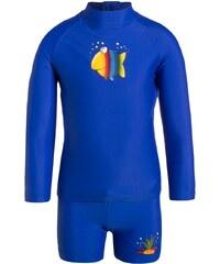 IQ Company SET Surfshirt blau