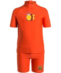 IQ Company SET Surfshirt orange