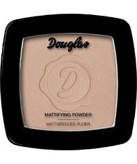 Douglas Make-Up Č. 5 - Light Brown Mattifying Powder Pudr 10 g