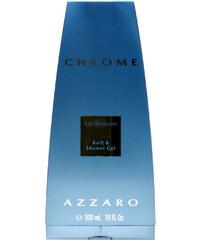 Azzaro Bath & Shower Gel Chrome Šampon na vlasy a tělo 300 ml