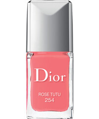 DIOR Č. 254 - Rose Tutu Rouge Dior Vernis Lak na nehty 10 ml