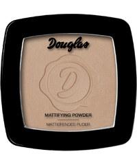 Douglas Make-Up Č. 6 - Deep Brown Mattifying Powder Pudr 10 g