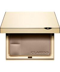 Clarins 03 - transparent warm Ever Matte Poudre Compacte Pudr 10 g
