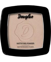 Douglas Make-Up Č. 4 - Deep Beige Mattifying Powder Pudr 10 g